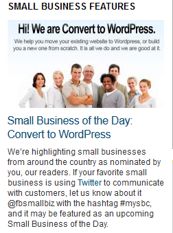 FoxBusiness News And Convert To WordPress.org